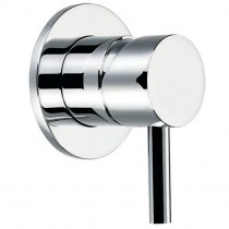 Levo Concealed Manual Valve (Round plate)