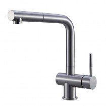 Mercury Side Lever Mixer Swivel Spout with Pull Out Aerator