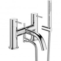 Mike Pro Bath Shower Mixer Chrome