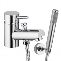 Xcite Mono Bath Shower Mixer