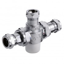22mm TMV3 Thermostatic Mixing Valve