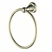 1901 Towel Ring Gold N2RINGG