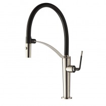 O'Rama Pro Sink Mixer Brushed Nickel