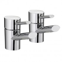 Oval Basin Taps