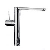 Ono Monobloc Kitchen Sink Mixer Tap With Swivel Spout And Side Lever