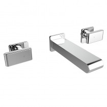 Pivot Wall Mounted Basin Mixer