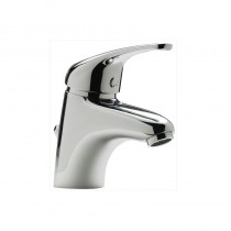PL4 Monobloc Basin Mixer with Pop-up Waste