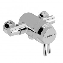 Prism Exposed/Concealed Dual Control Shower