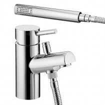 Prism One Hole Bath Shower Mixer
