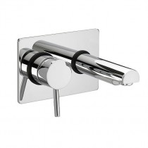 Prism Single Lever Wall Bath Filler