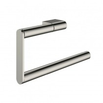 Crosswater Mike Pro Towel Ring Brushed SS Effect