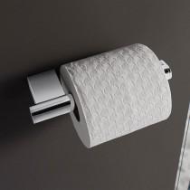Mike Pro Toilet Roll Holder Chrome
