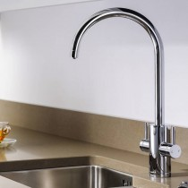 Abode Pronteau Profile 4 in 1 Monobloc Mixer Chrome