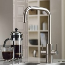 Abode Pronteau Project 4 IN 1 Monobloc Mixer Brushed Nickel