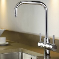 Abode Pronteau Prostyle 3 IN 1 Monobloc Tap Chrome