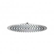 Q Edition 250mm Fixed Round Shower Head Chrome