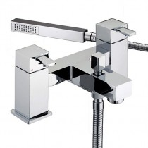 Bristan Quadrato Eco Bath Shower Mixer
