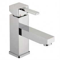Bristan Quadrato Eco Basin Mixer with Pop-up Waste
