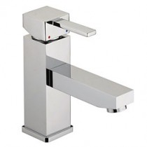 Bristan Quadrato Eco Basin Mixer No Waste