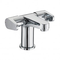 Quest Two Handled Basin Mixer