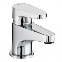 Quest Basin Mixer With Clicker Waste