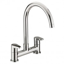 Bristan Quest Deck Sink Mixer