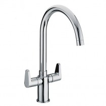 Quest Monobloc Eco Sink Mixer