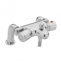 Questflo Premium Thermostatic Bath Shower Mixer