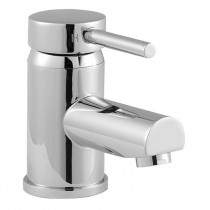 Home of Ultra Quest Mini Monobloc Basin Mixer with Push Button Waste