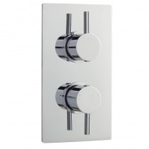 Quest Concealed Twin Shower Valve