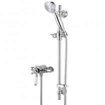 Regency Thermostatic Shower Valve with Adjustable Riser