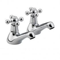 Regency Bath Taps Chrome