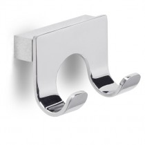 Halo Double Robe Hook