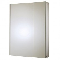 Refine Slimline Double Door Bathroom Cabinet