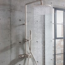 Union Multifunction Shower Brushed Nickel Finish