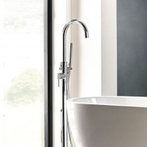 Storm Freestanding Bath Shower Mixer