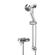 Rio Exposed Shower with Adjustable Riser