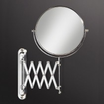 Rossi Extendable Magnifying Mirror