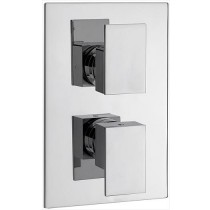 RS2 Recessed Thermostatic Shower Valve 2 Way
