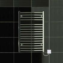 TS 500 x 770 Electric Heated Towel Rail Curved