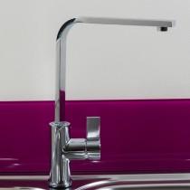 Sheratan Side Lever Sink Mixer Chrome