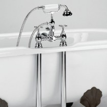 Bath Shroud Chrome