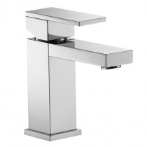 RS2 Monobloc Basin Mixer Tap with Push Button Waste