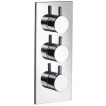 SL5 Triple Control Shower Valve