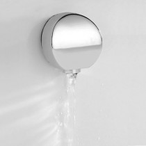 Slimline Overflow Bath Filler Clicker Waste