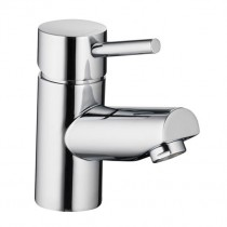 Xcite Small Basin Mixer with Clicker Waste