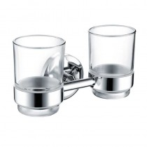 Solo Double Tumbler and Holder