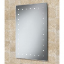 Solar LED Bathroom Mirror