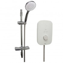 Solis 10.5kW Electric Shower White