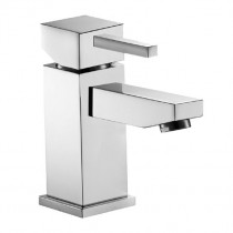 Pura Bathrooms SQ2 Basin Mixer inc Clicker Waste